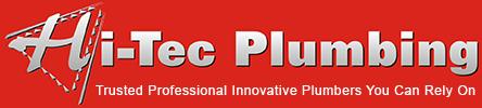 Hi-Tec Plumbing Logo